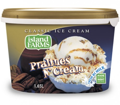 Ice Cream Commercial Packaging