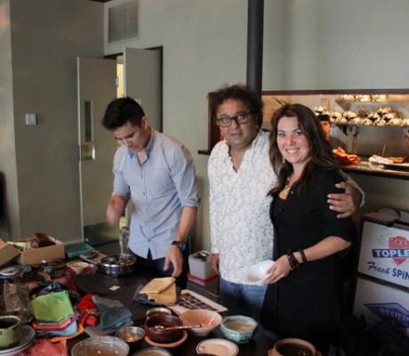 JoAnne Styling with Vikram Vij