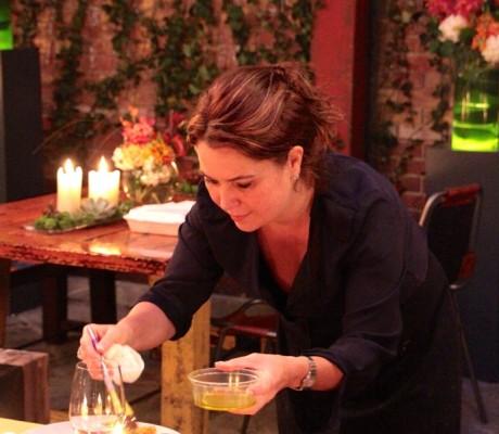 JoAnne Styling on Set