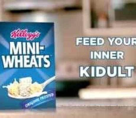 Mini-Wheats Kidult Commercial 2015