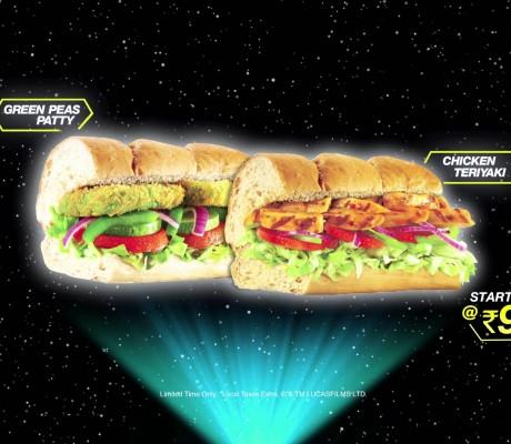 Subway: The Force Awakens