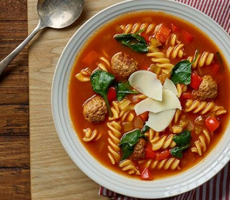 Campbell`s Soup: It`s Amazing What Soup Can Do