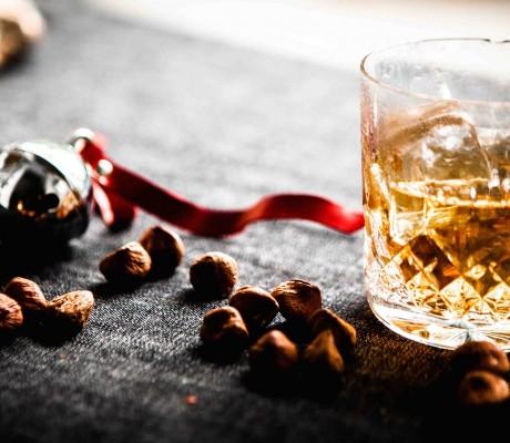 Kharen Hill Scotch, nuts & bell!